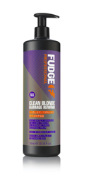 CLEAN BLONDE DAMAGE REWIND VIOLET TONING SHAMPOO