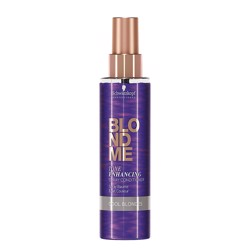 Haircare - Straighteners & Flat Irons - Schwarzkopf - Blond Me Tone Enhancing Spray Cond Cool Blondes