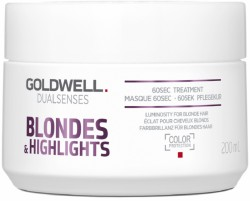 Haircare - Treatments - Goldwell - Blondes & Highlights 60sec Treatment