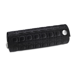 BLACK QUILTED HEAT PROTECTANT ROLLMAT