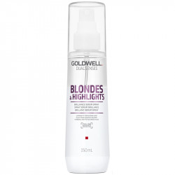 Haircare - Styling Products - Goldwell - Blondes & Highlights Serum Spray
