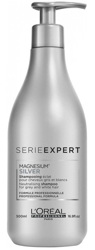 Haircare - Shampoo - L'oreal Serie Expert - Serie Expert Magnesium Silver Shampoo