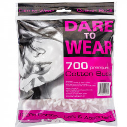 Make Up - Make Up Accessories - Dare To Ware - 700 Cotton Buds